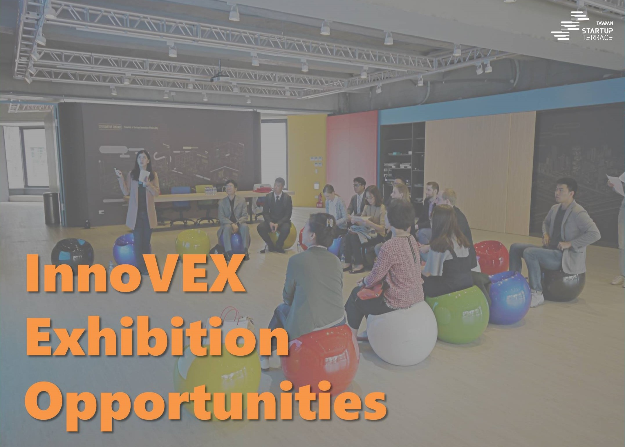 """The registration deadline of """"InnoVEX 2020-Startup Terrace Theme Pavilion Contest"""" has been rescheduled to April 10."""