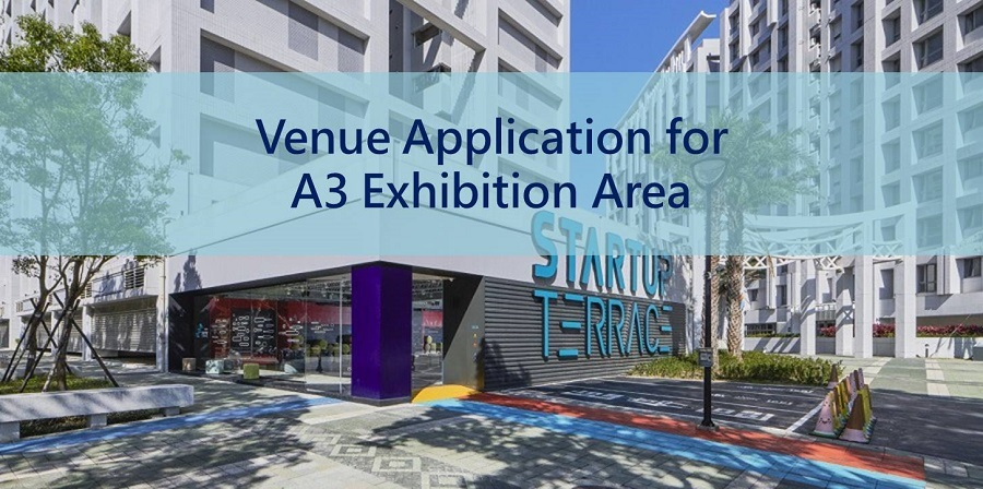 Venue Application for A3 Exhibition Area