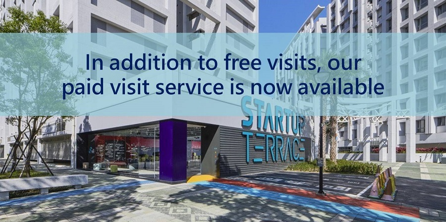 In addition to free visits, our paid visit service is now available