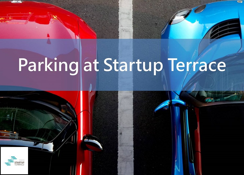 Startup Terrace Parking Rates and Rental